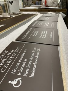 SD Works Cannon House Modular Signage Systems NYC79